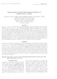 Leptochloa fusca (L) Kunth - Universiti Putra Malaysia Institutional ...