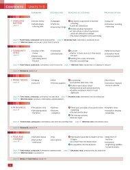 Contents Units 1–5