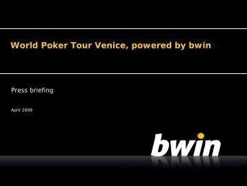 World Poker Tour Venice powered by bwin