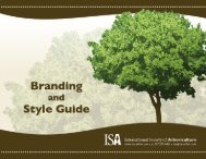 About the ISA Corporate Branding Guide Table of Contents