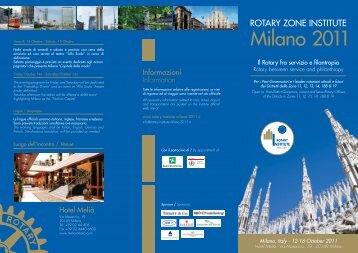 Milano 2011