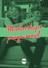 Mentorskapsprogrammet