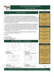 """Play of the Month – """"Curl Double"""""""