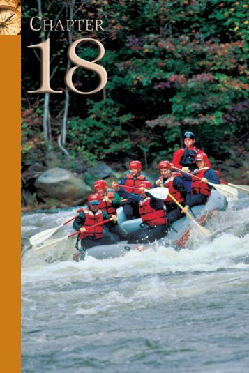 18 Kayaking and Rafting