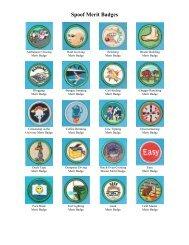 Spoof Merit Badges
