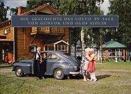 Die Geschichte des VOLVO PV 544 von Gunvor und Olof Sjölin