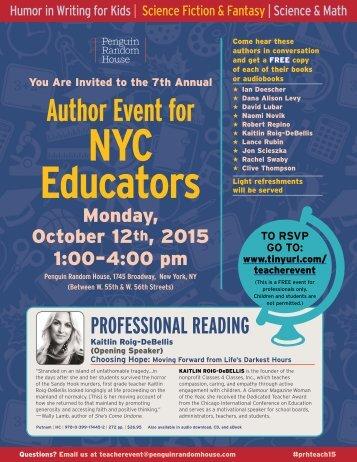 NYC Educators