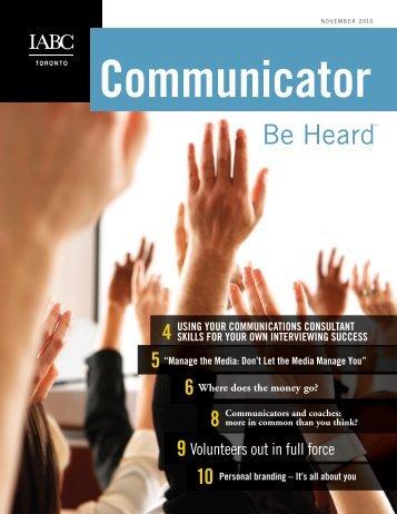 Communicator