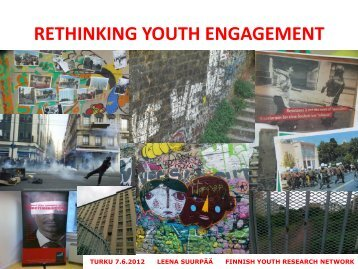 RETHINKING YOUTH ENGAGEMENT