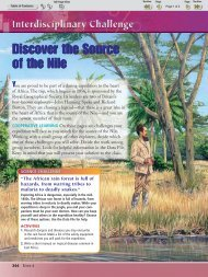 Discover the Source of the Nile