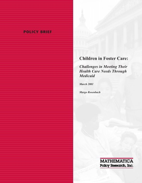 Children in Foster Care