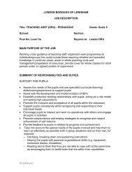 JD Person Spec DRU TA July 2013.pdf - Deptford Green School
