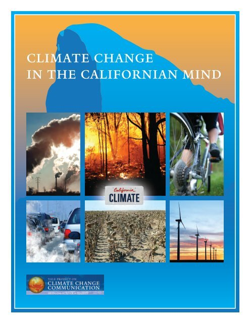 climate change in the californian mind