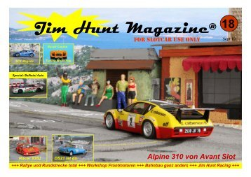 Jim Hunt Magazine