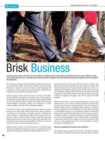 Brisk Business