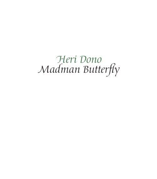Heri Dono Madman Butterfly