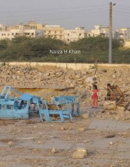 Naiza H Khan Restore the Boundaries The Manora Project