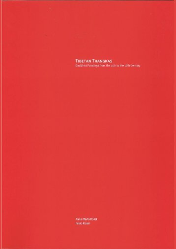 Tibetan Thangkas 2001 - Rossi & Rossi