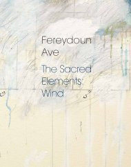 Fereydoun Ave The Sacred Elements Wind