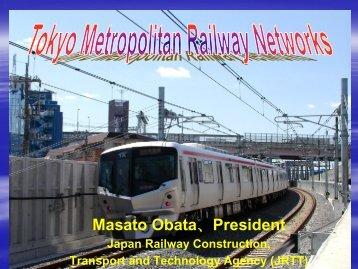 Masato Obata、President