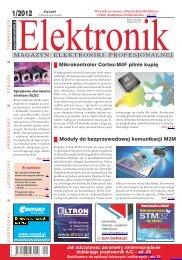 Elektronik 1/2012 - Ulubiony Kiosk