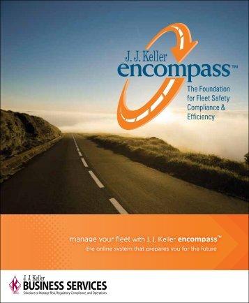 manage your fleet encompass