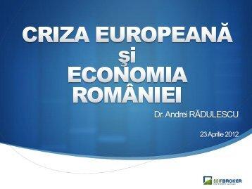 Dr Andrei RĂDULESCU