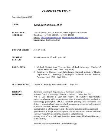Radiation oncologist resume copyeditingfirmsaffiliawebhopnet