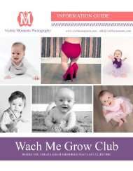 Watch Me Grow updated