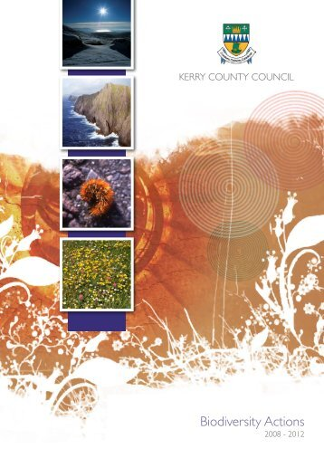 Biodiversity Actions 2008 - 2012 - Kerry County Council