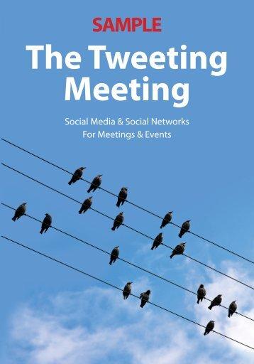 The Tweeting Meeting