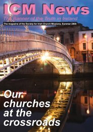 The Banner of the Truth in Ireland - Irish Church Missions