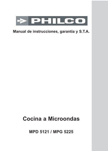Cocina a Microondas