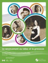 Le renoncement au tabac et la grossesse