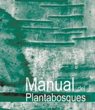 Impreso en papel 100% recilado EDITA CONCEJALÍA DE MEDIO AMBIENTE Manual