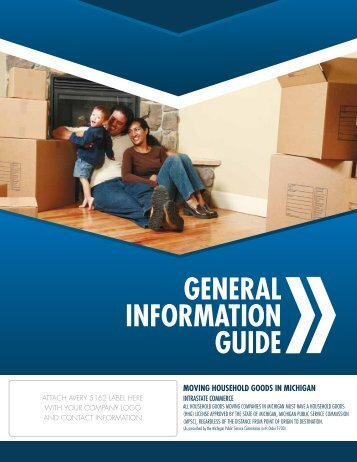 GENERAL INFORMATION GUIDE