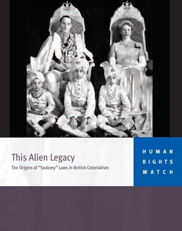 This Alien Legacy