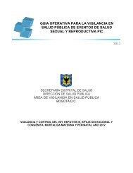 guia operativa para la vigilancia en salud pública de eventos