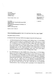 Ruhe Verwaltungs GmbH, Kunibert Ruhe - EnviTec Biogas AG