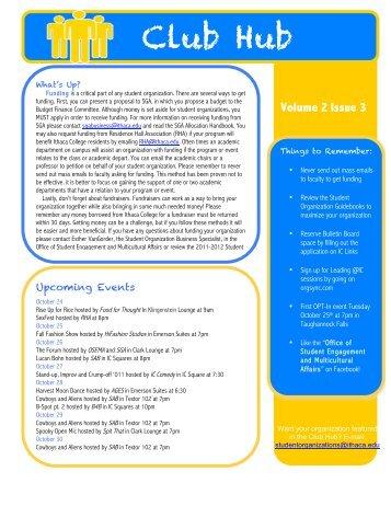 Volume 2 Issue 3 - Student & Alumni ePortfolios - Ithaca College