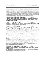 Crònica CPH Olot 20111030 - Hoquei Olot