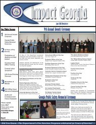 June2013 Newsletter.indd - Georgia Department of Corrections