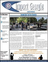 September 2013 Newsletter.indd - Georgia Department of Corrections