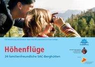CSS Versicherung Und Schweizer Alpen-Club SAC Präsentieren