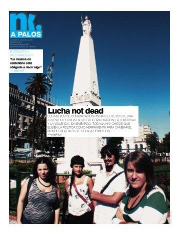 Lucha not dead