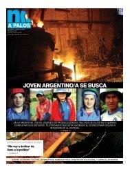 JOVEN ARGENTINO/A SE BUSCA