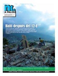 Haití después del 12-E