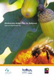 Biodiversity Action Plan for Ballymun