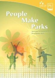 People People Make Parks