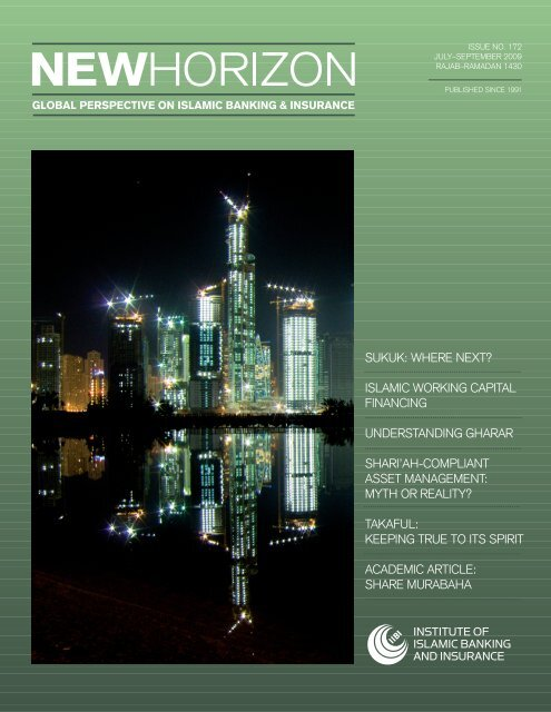 issue no. 172 - july–september 2009 / rajab–ramadan 1430